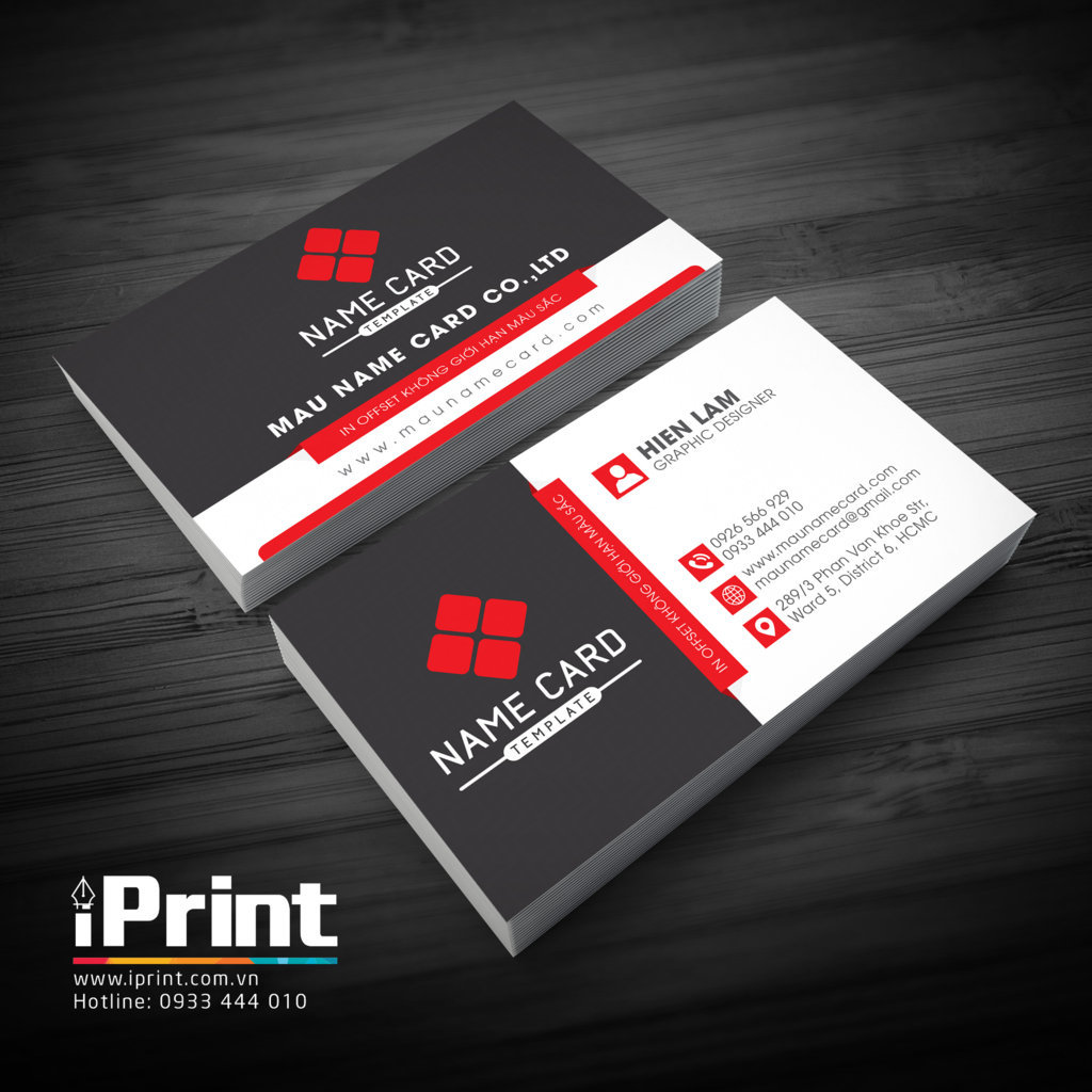 Namecard kinh doanh 2