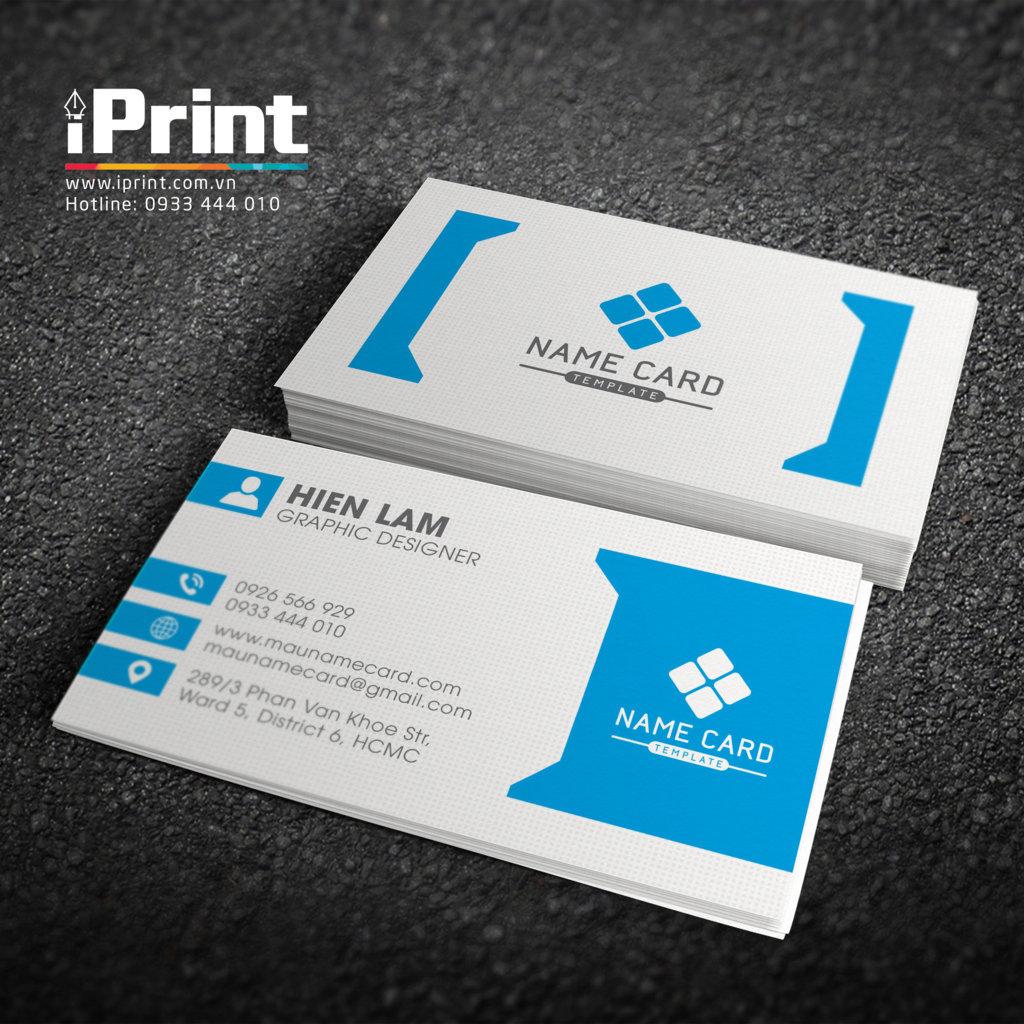 Namecard kinh doanh 4