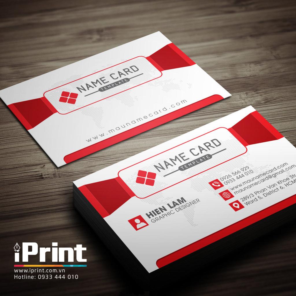Namecard kinh doanh 6