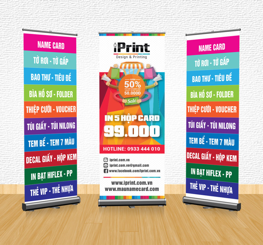 in-standee-gia-re (11) www.iprint.com.vn
