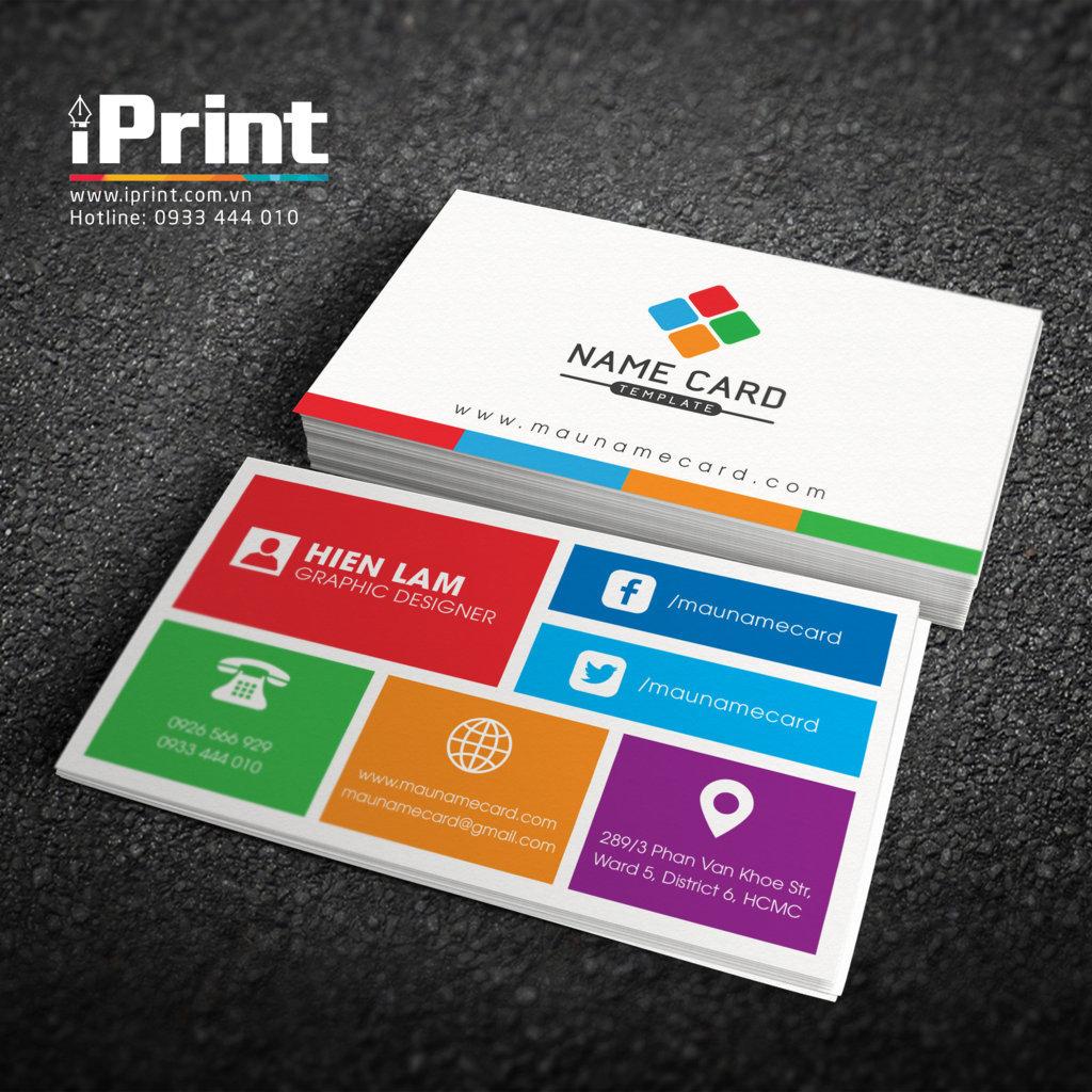 Namecard kinh doanh 10