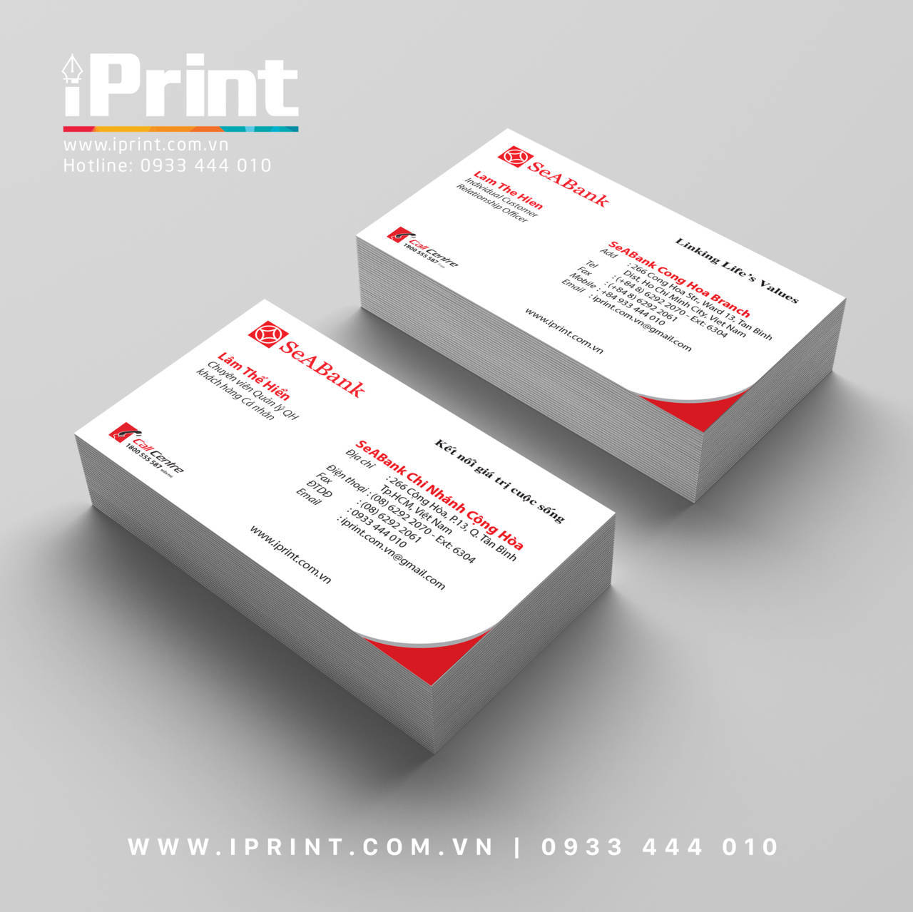 mau-name-card-ngan-hang-SeaABank www.iprint.com.vn