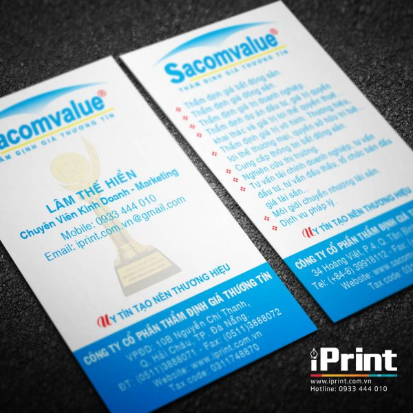 mau-name-card-ngan-hang-sacombank-sacomvalue www.iprint.com.vn