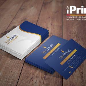 name-card-vinhome-card-visit-vinhome www.iprint.com.vn