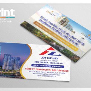 name-card-vinhome-tanhung www.iprint.com.vn